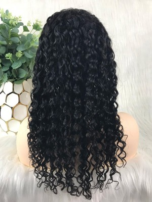$99 Get This  Human Hair 360 Lace Wig[B02]