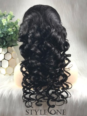 $159 Get This Human Hair 360 Lace Wig [B10]