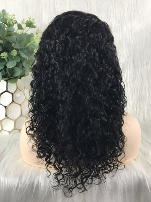 $109 Get This Human Hair 360 Lace Wig [B09]