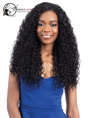 Human Hair 360 Lace Wigs For Black Women Brazilian Curly Virgin Hair Wig Pre Plucked With Baby Hair [360LW07]